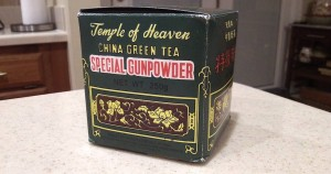Special Gunpowder - Chinese thee